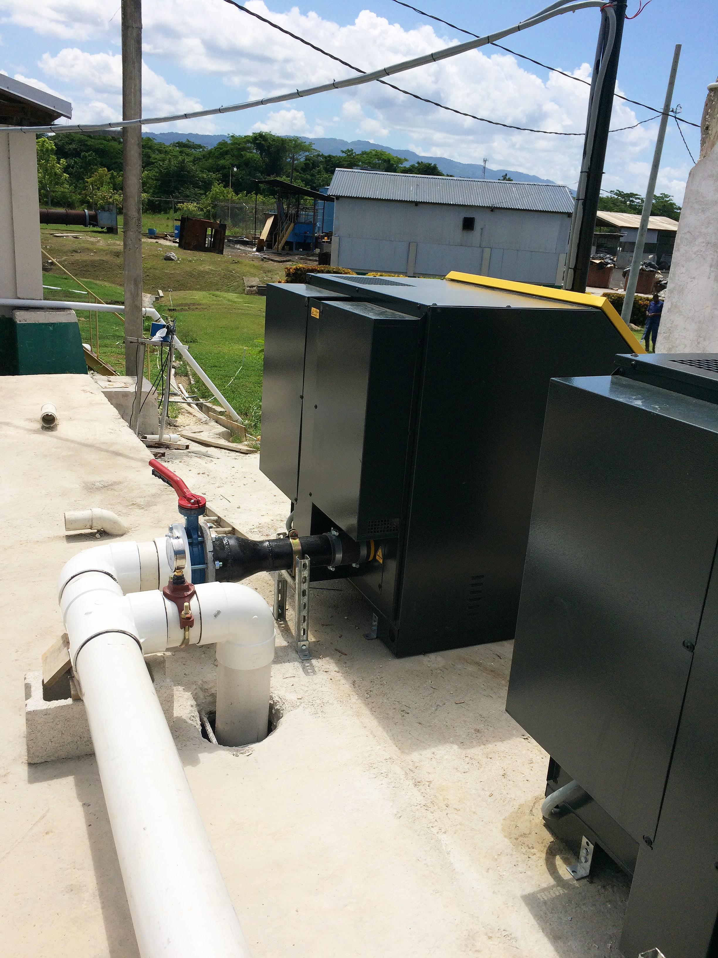 Isratech Waterworks Solutions