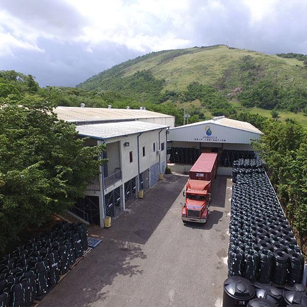 Jamaica Drip Irrigation Manufacturing