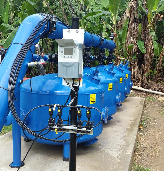 Jamaica Drip Irrigation Solutions
